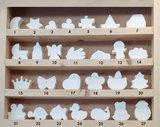 Figuurzeepjes 27 figuren zeepjes
