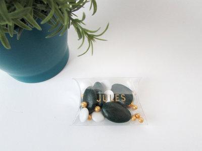 Transparant pillowdoosje (klein)