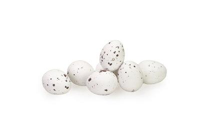 Mini eitjes wit