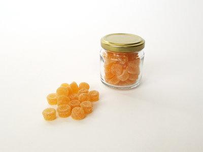 Meli-Melo snoepjes oranje