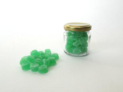 Meli-Melo snoepjes groen