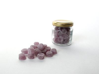 Meli-Melo snoepjes paars