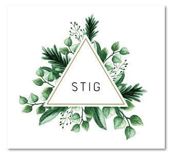 Geboortekaartje Botanisch Stig